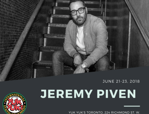 Jeremy Piven's Standup Made Me Quit My Comedy Job