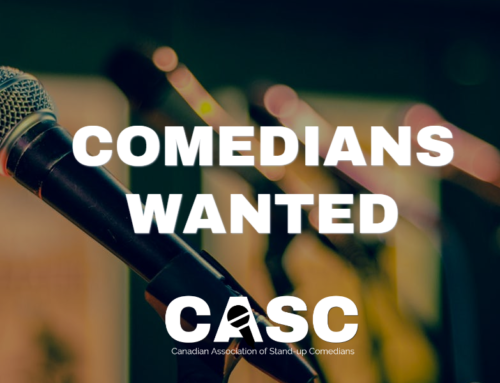 Comedians Wanted