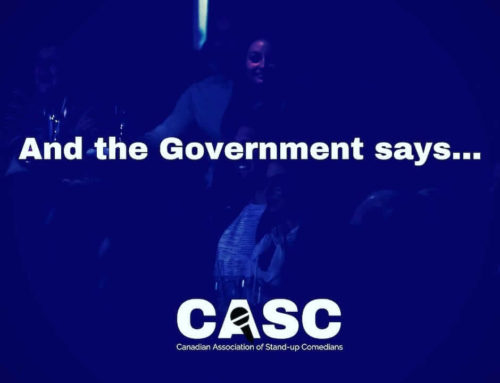 And the Government Says…