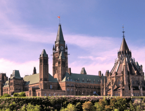 The Canadian Association of Stand-Up Comedians Returns to Parliament Hill