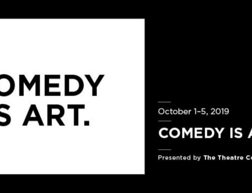 Comedy Is Art Press Release