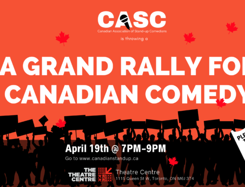 A Grand Rally for Canadian Comedy